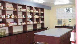 The Radley Reid Chemistry Lab & Prep Room